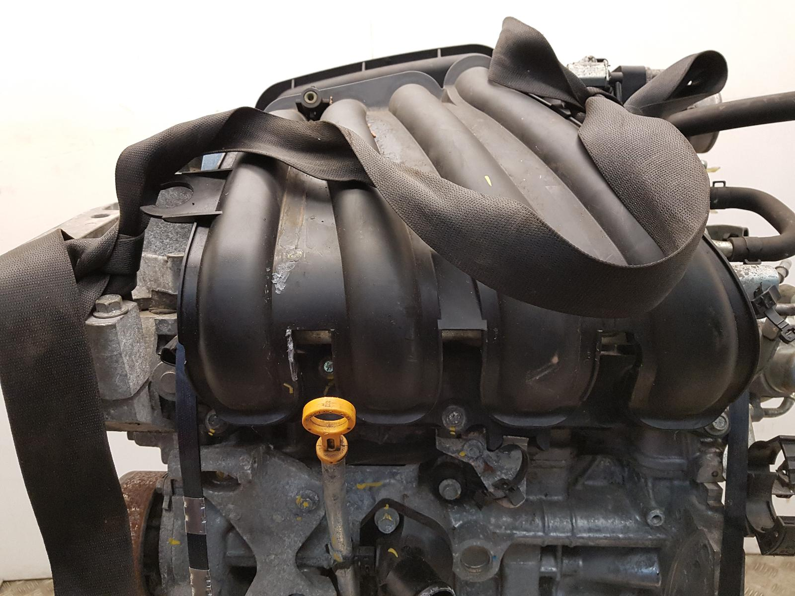 View Auto part Engine Nissan Note 2012