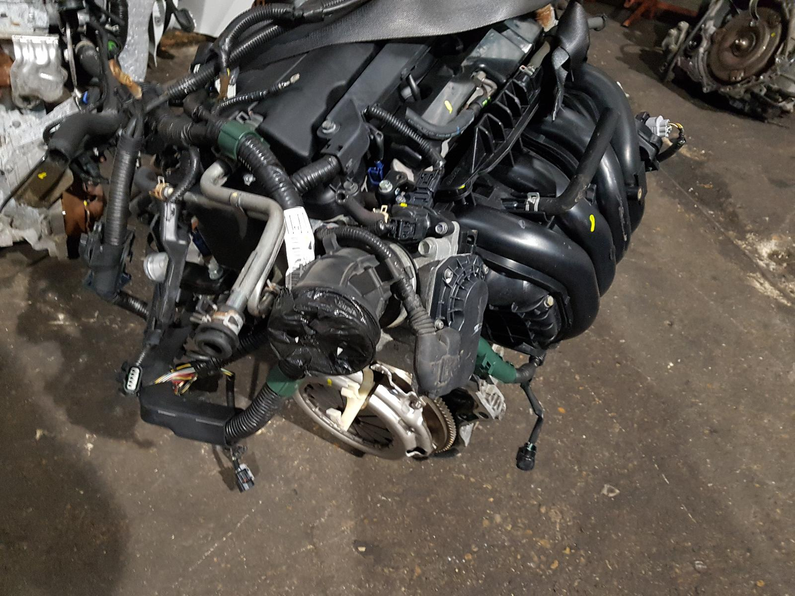 View Auto part Engine Honda Civic 2007