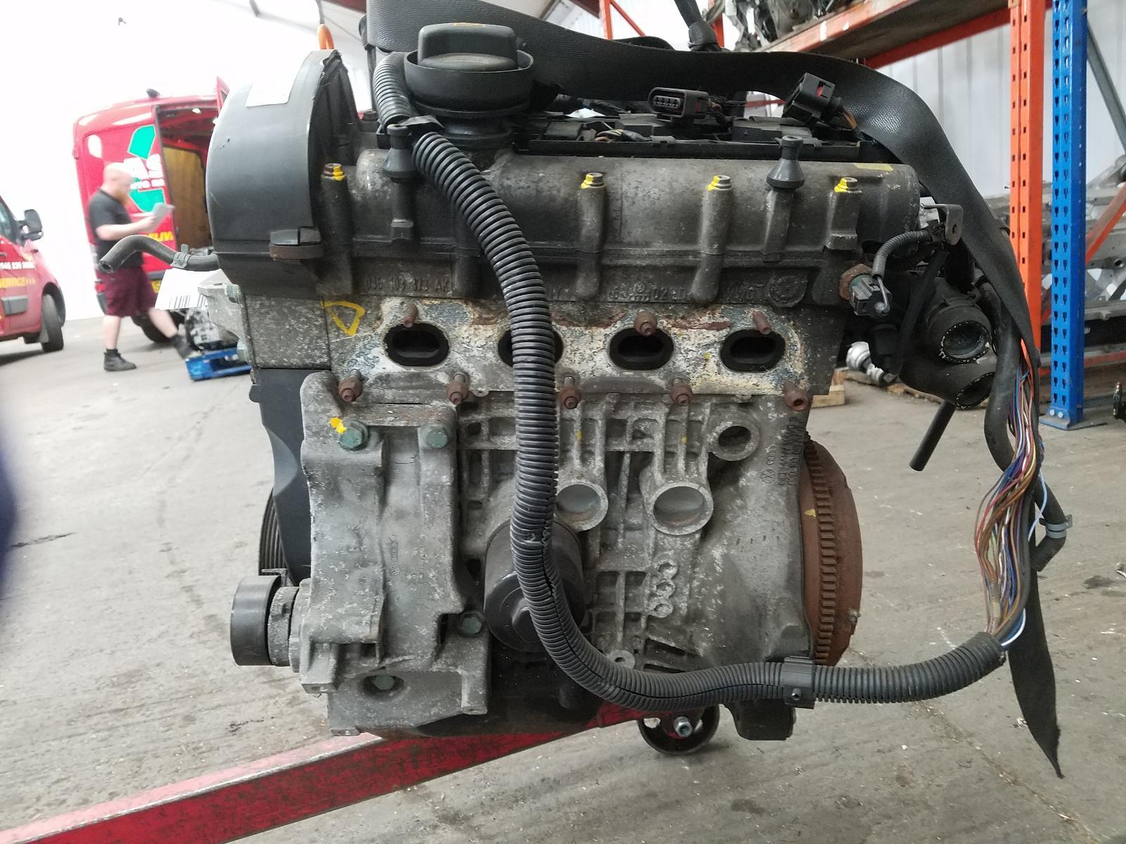 View Auto part Engine Seat Ibiza 2006