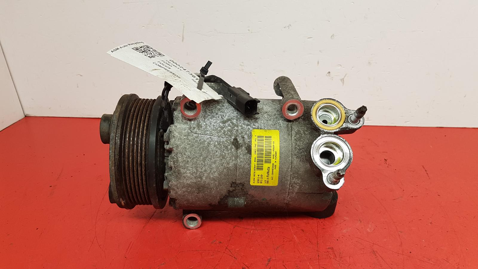 View Auto part Compressor Ford Focus 2014