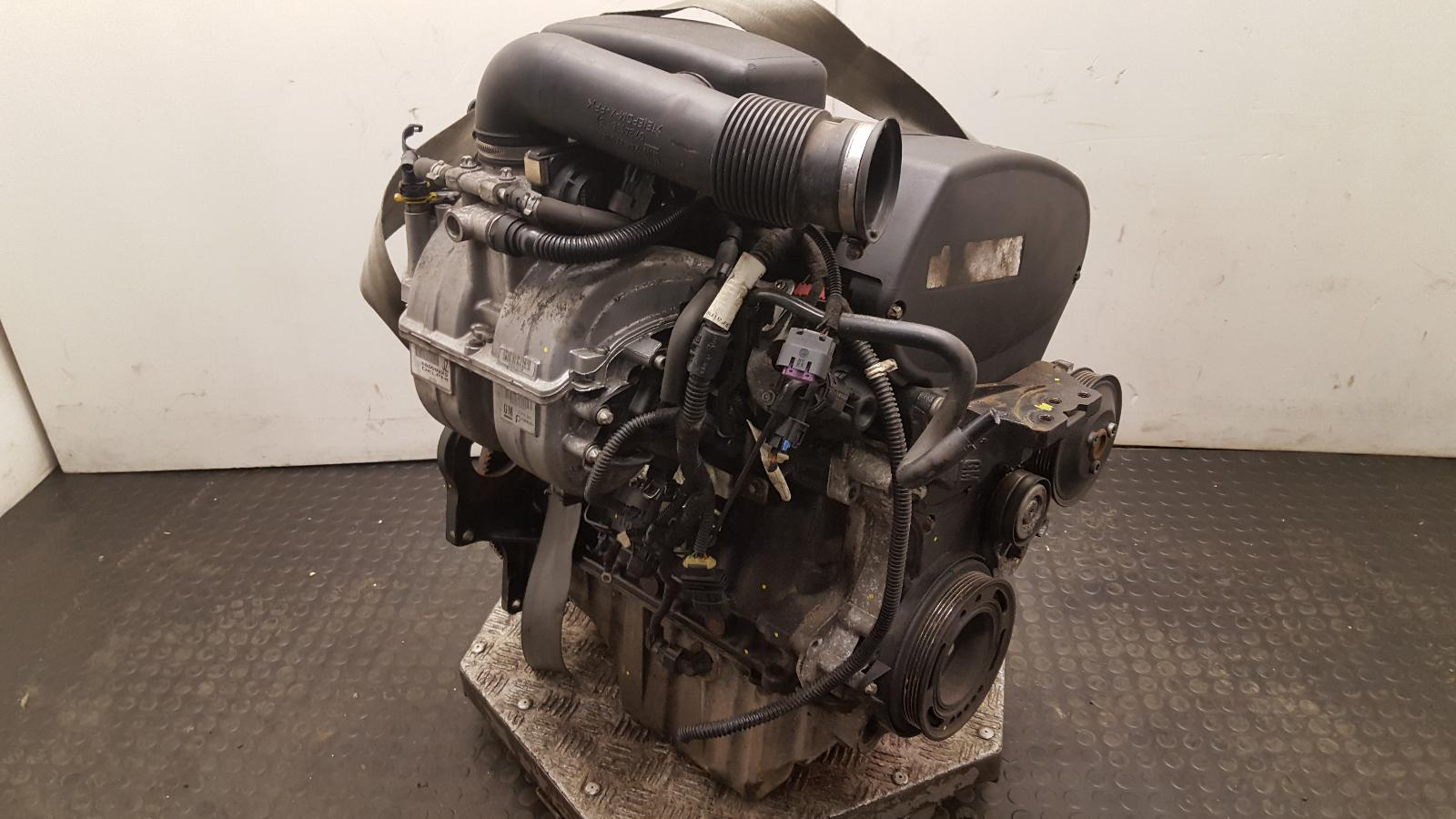 View Auto part Engine Vauxhall Zafira 2006