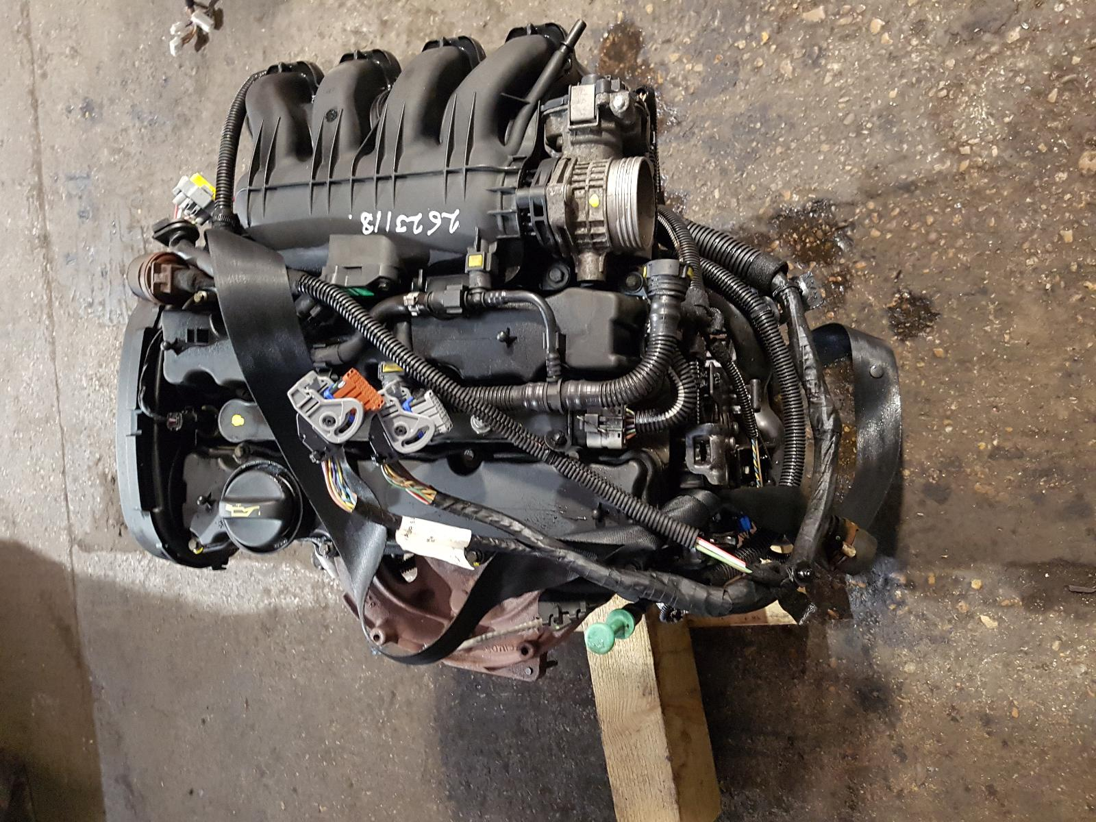 View Auto part Engine Peugeot 207 2006