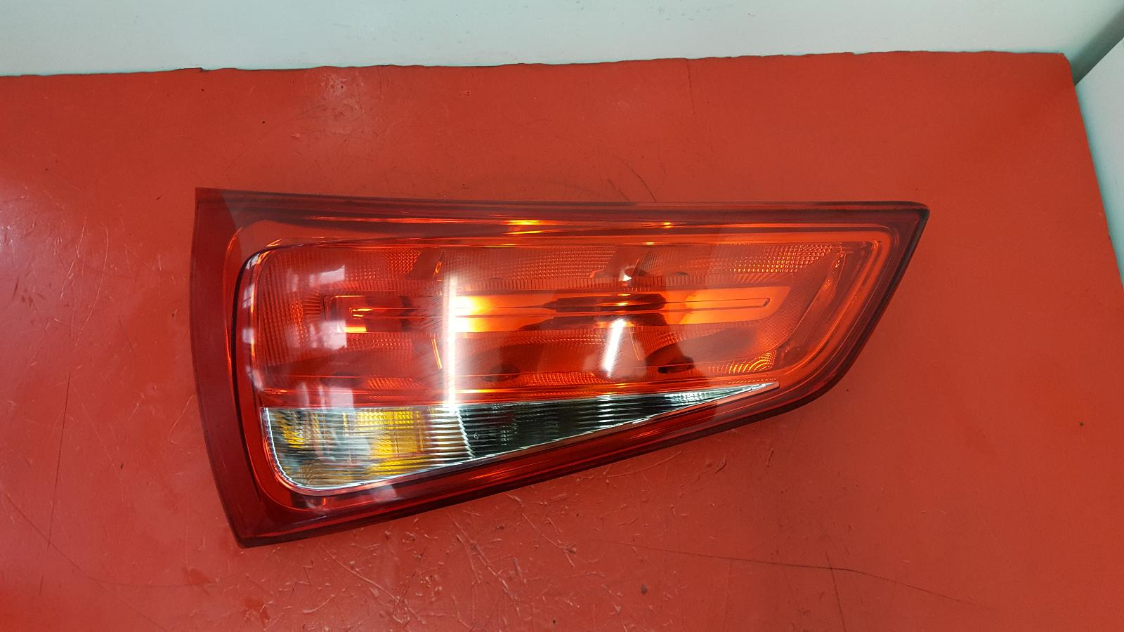 View Auto part L Taillight Audi A1 2015