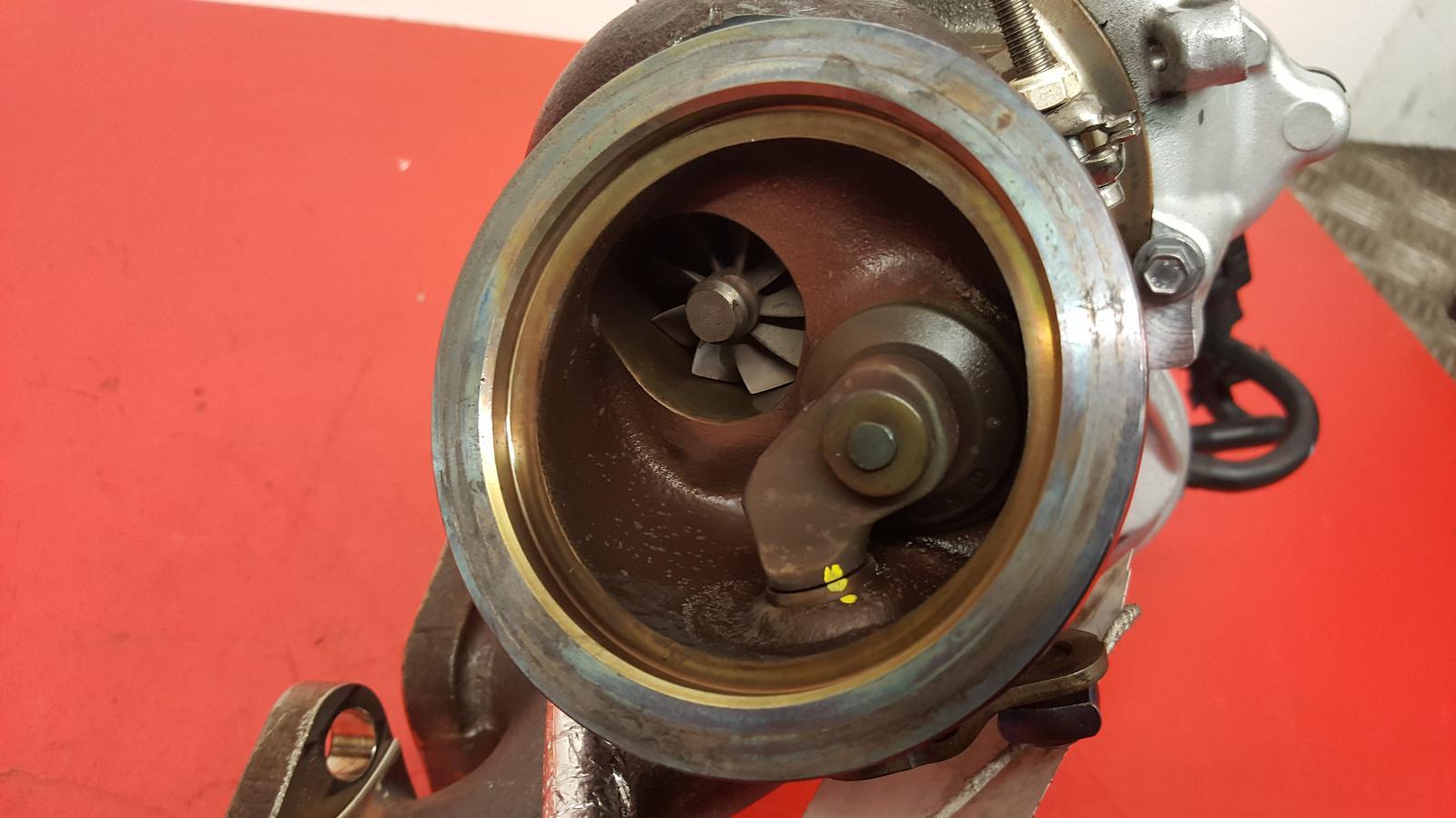View Auto part Turbo Supercharger Vauxhall Mokka 2019