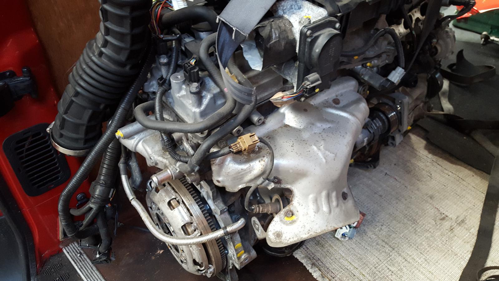 View Auto part Engine Nissan Qashqai 2011