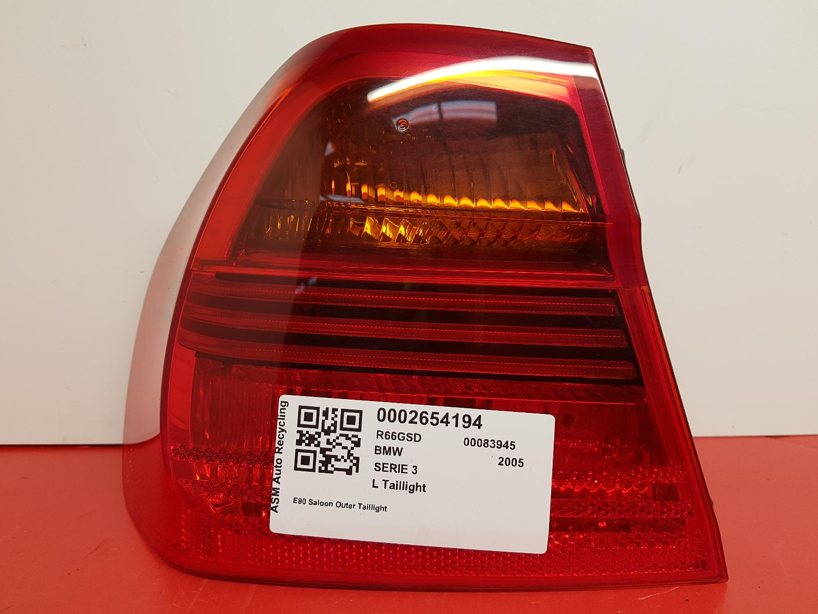 View Auto part L Taillight Bmw 3 Series 2005