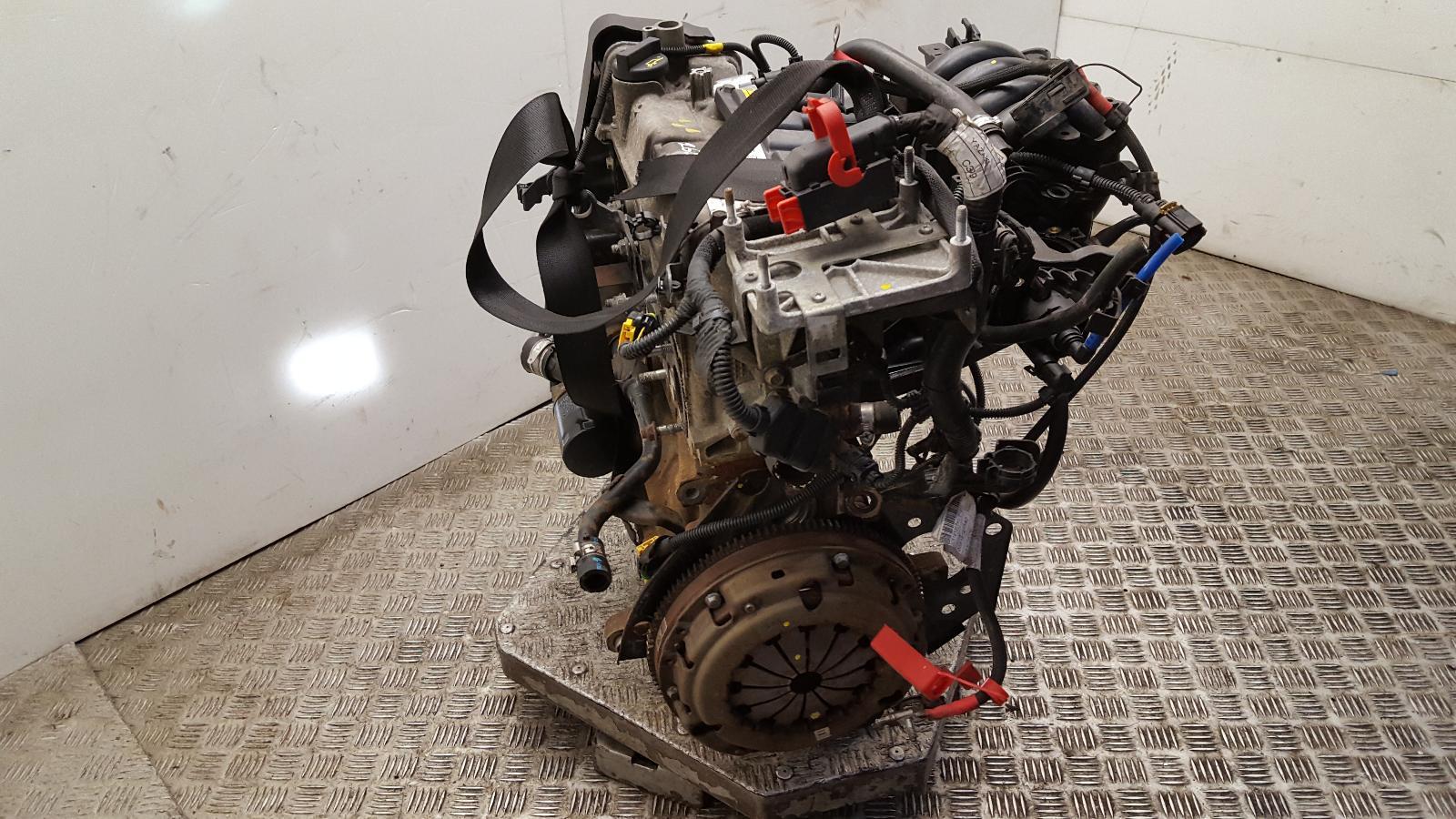 View Auto part Engine Ford Ka 2009