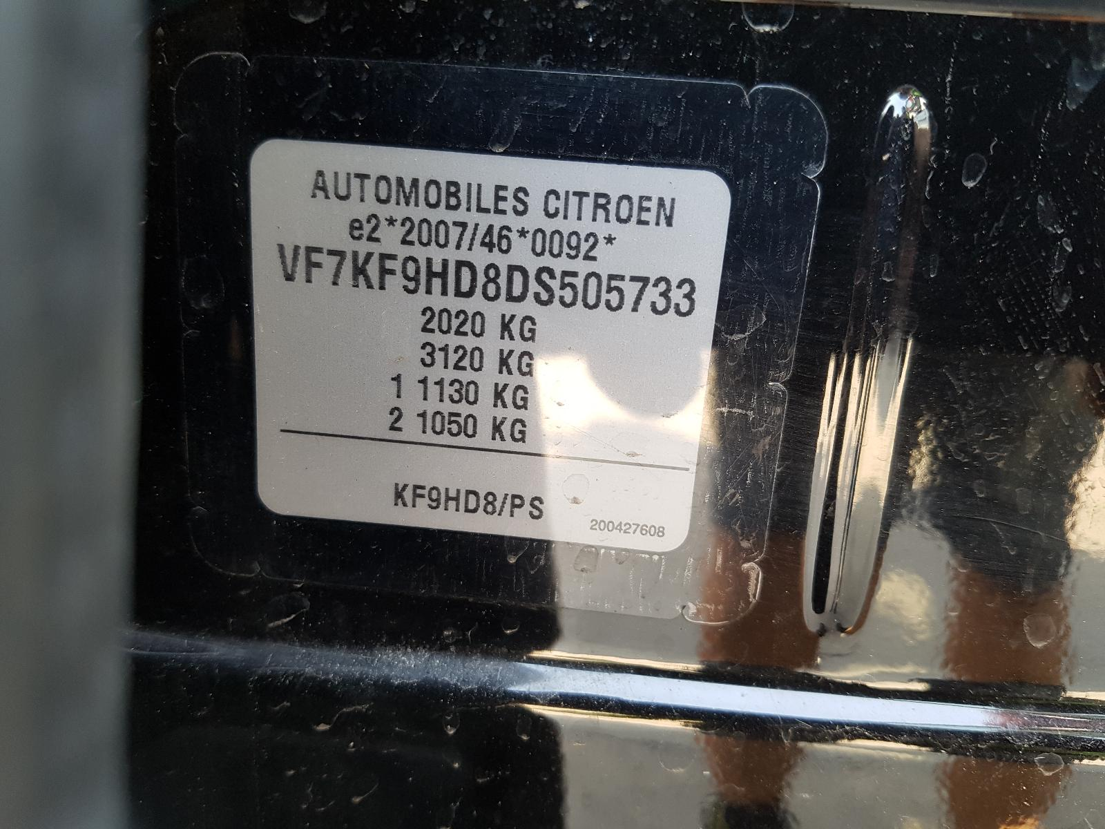 View Auto part ABS Pump/Modulator Citroen Ds5 2013