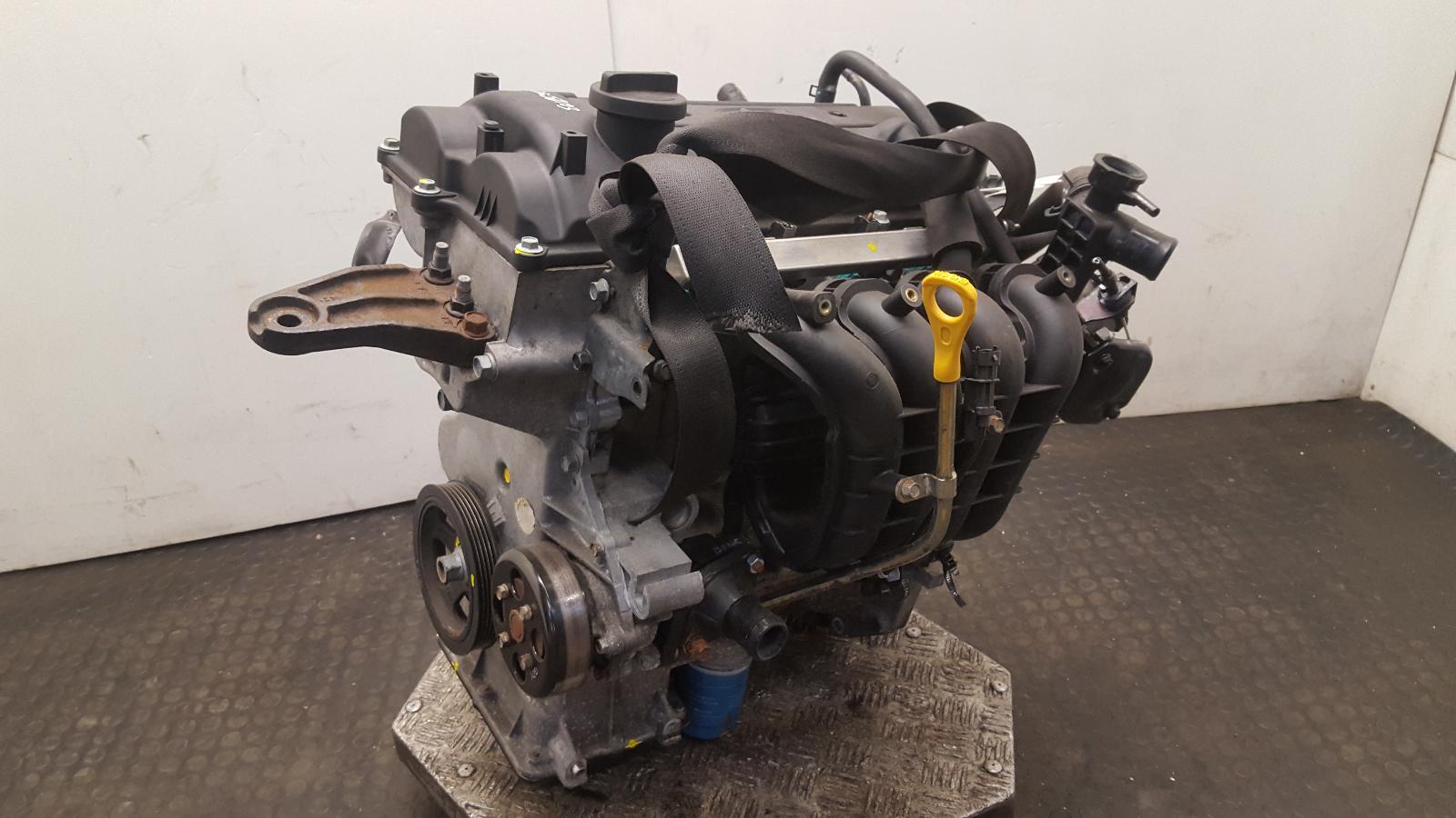 View Auto part Engine Hyundai I20 2011