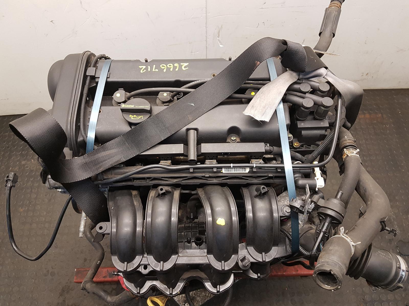View Auto part Engine Ford Fiesta 2011