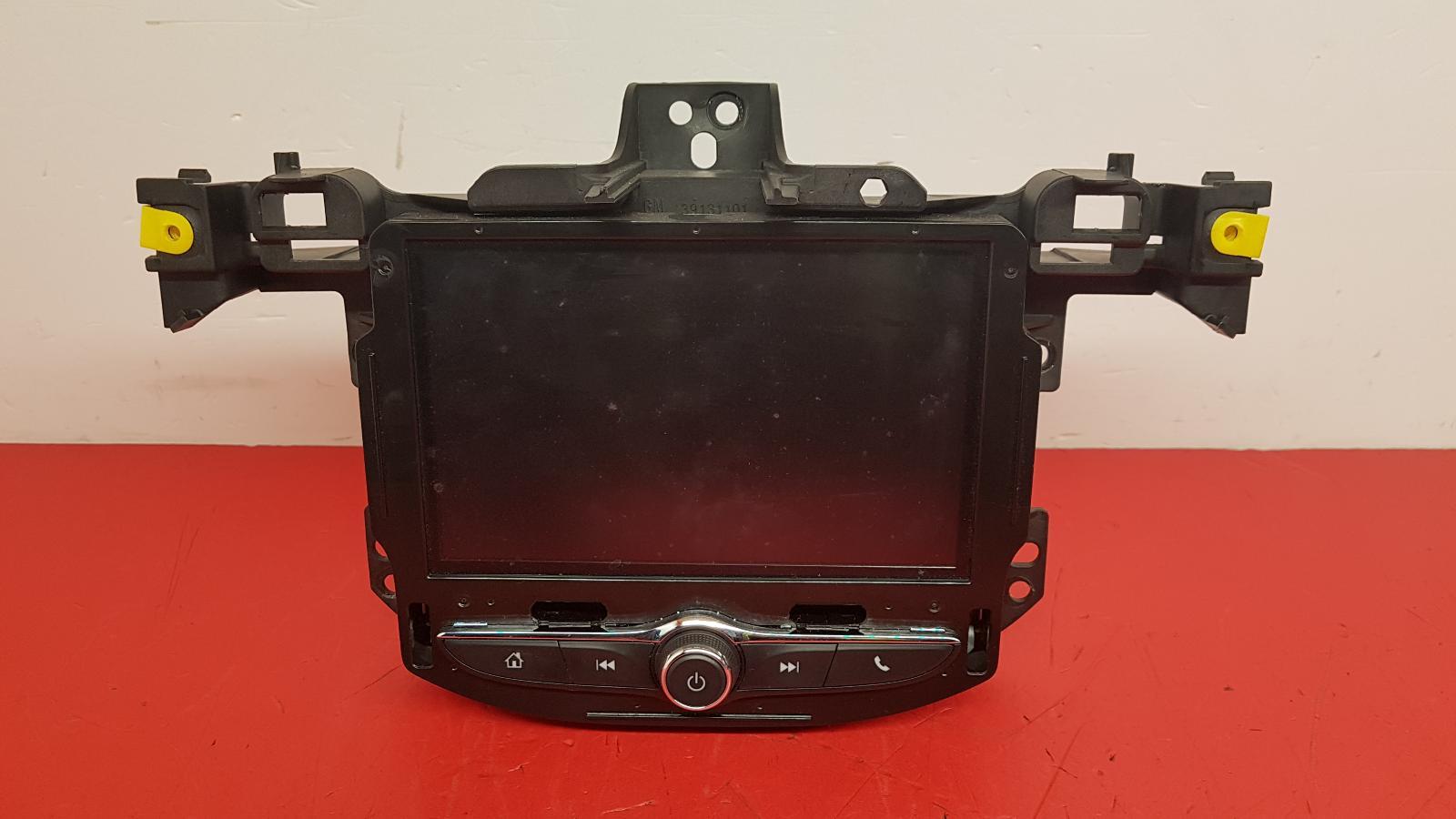 View Auto part Radio Display Vauxhall Corsa 2017