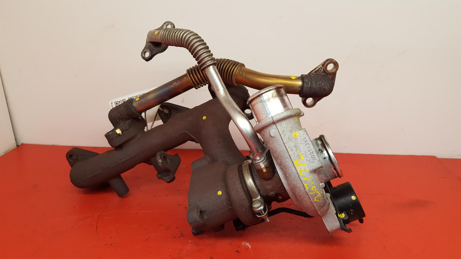 View Auto part Turbocharger Kia Venga 2014