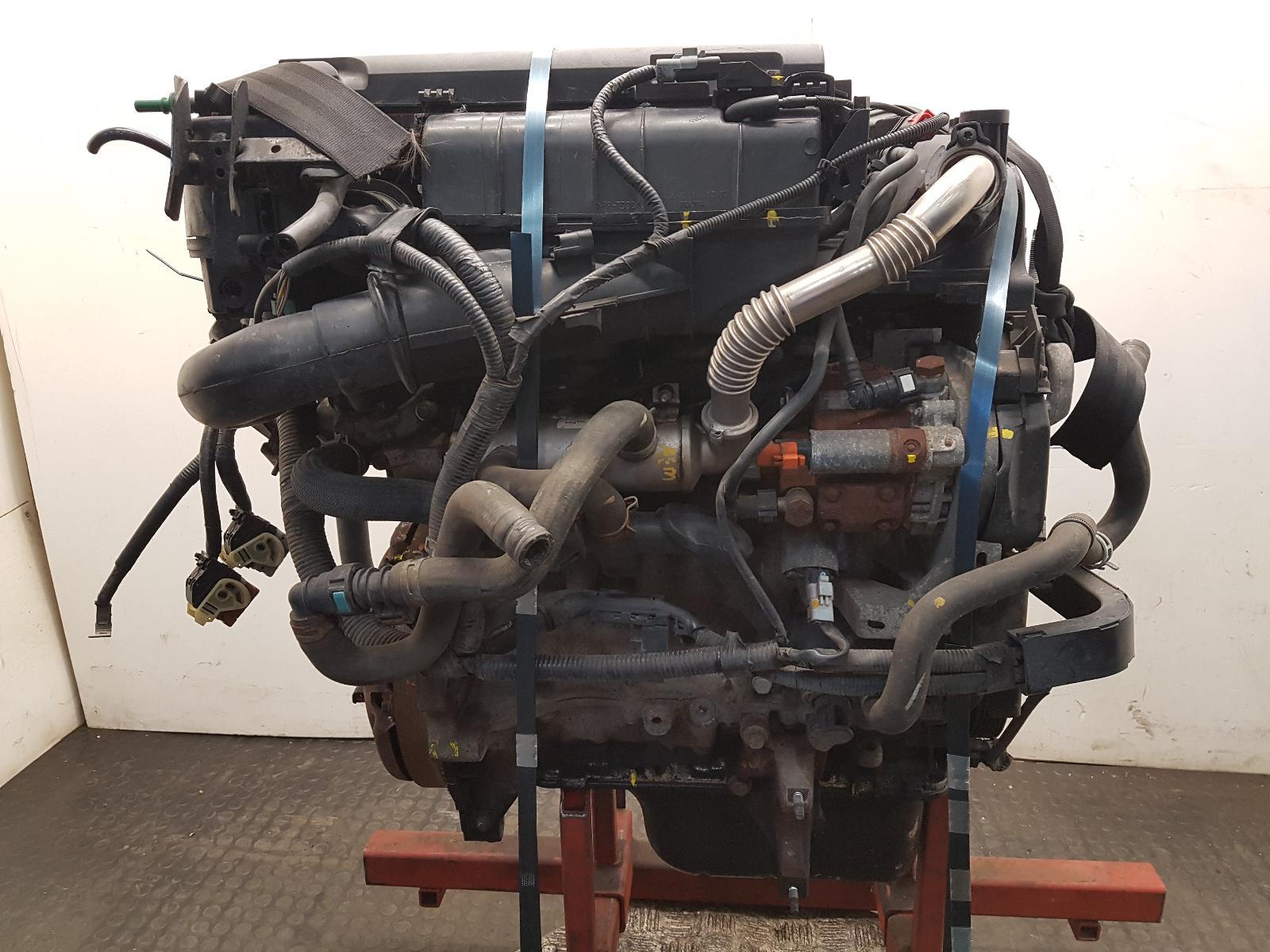 View Auto part Engine Ford Fiesta 2010