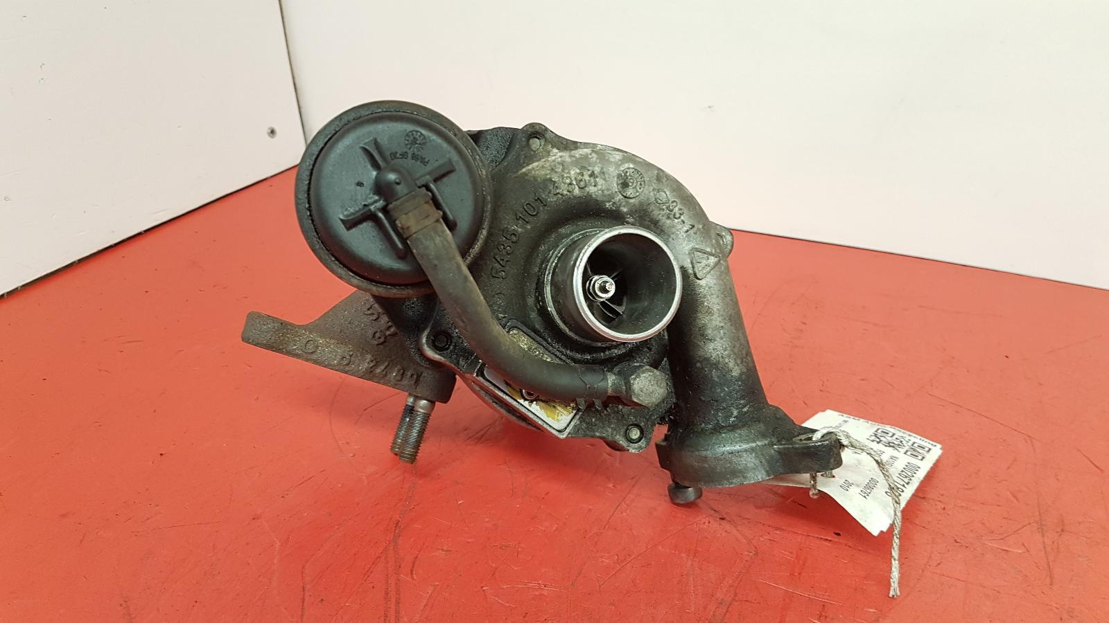 View Auto part Turbo Supercharger Ford Fiesta 2010