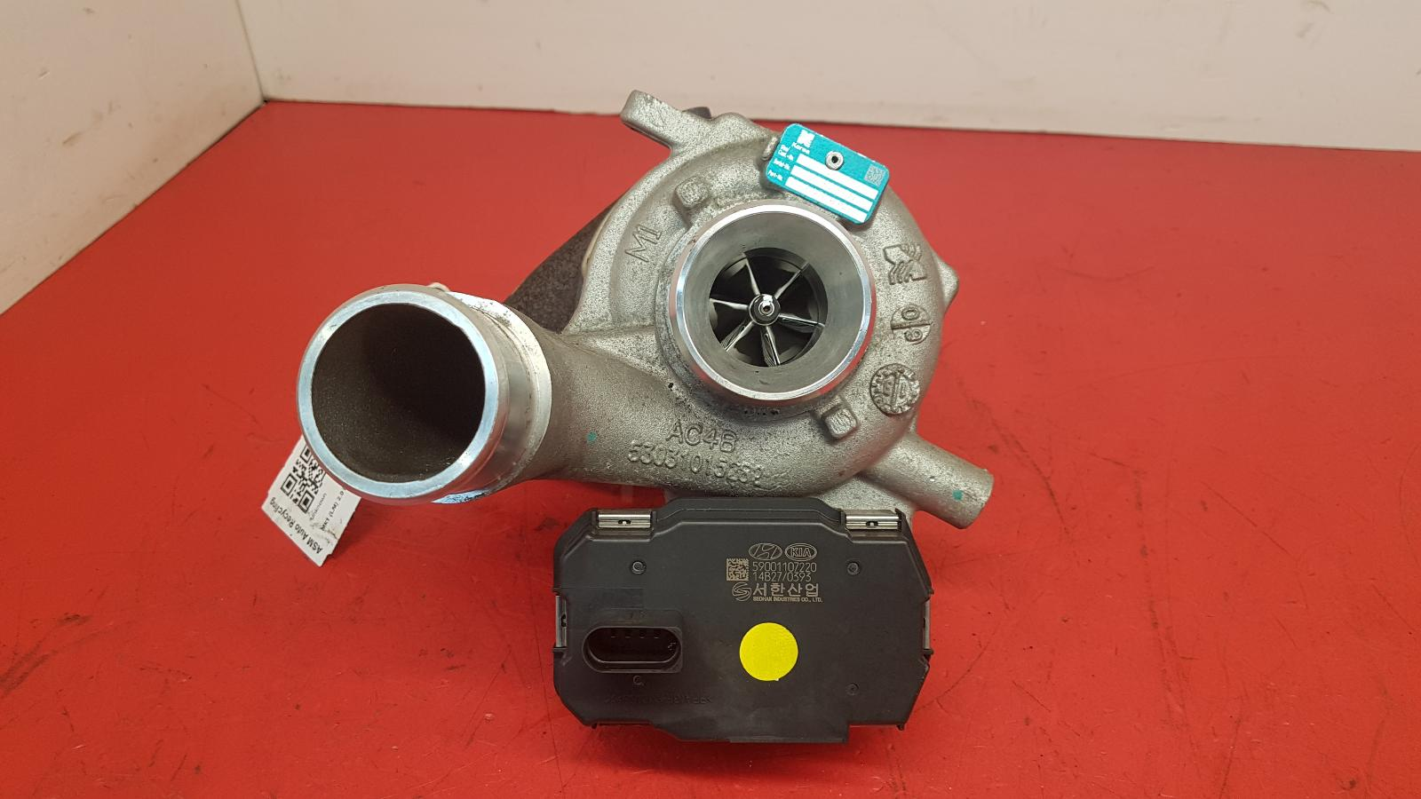 View Auto part Turbo Supercharger Hyundai Ix35 2014