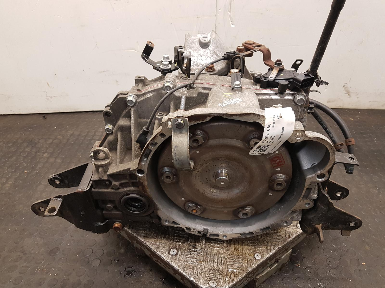 View Auto part Gearbox Hyundai I30 2011