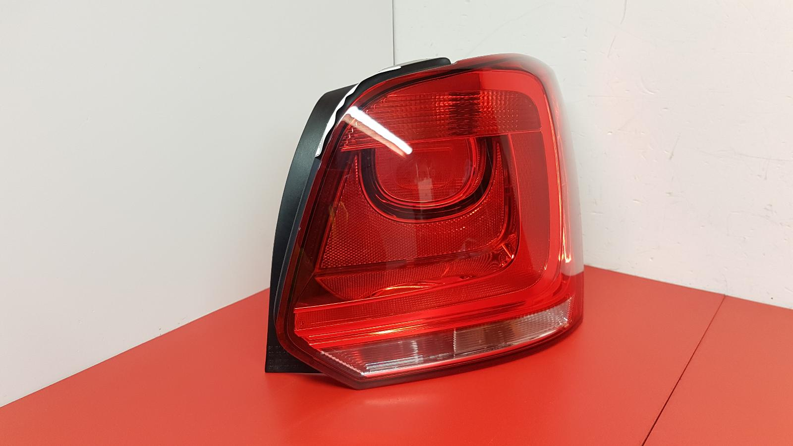 View Auto part R Taillight Volkswagen Polo 2011