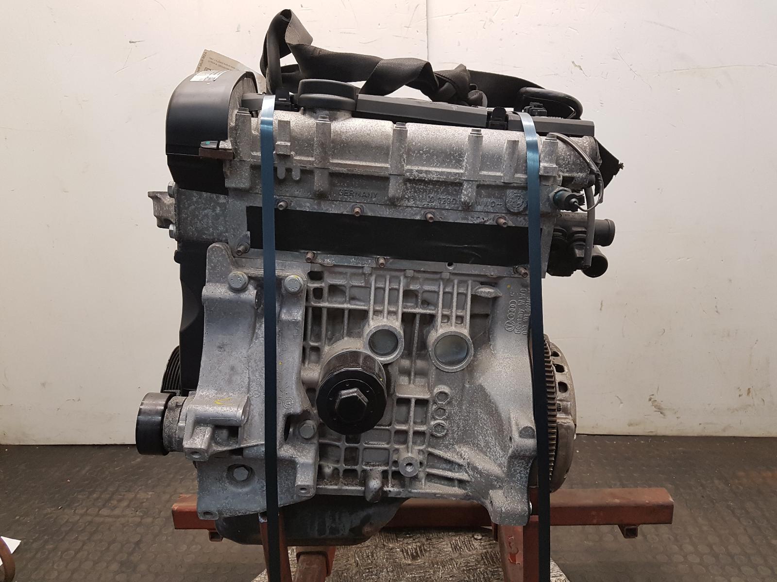 View Auto part Engine Volkswagen Polo 2011