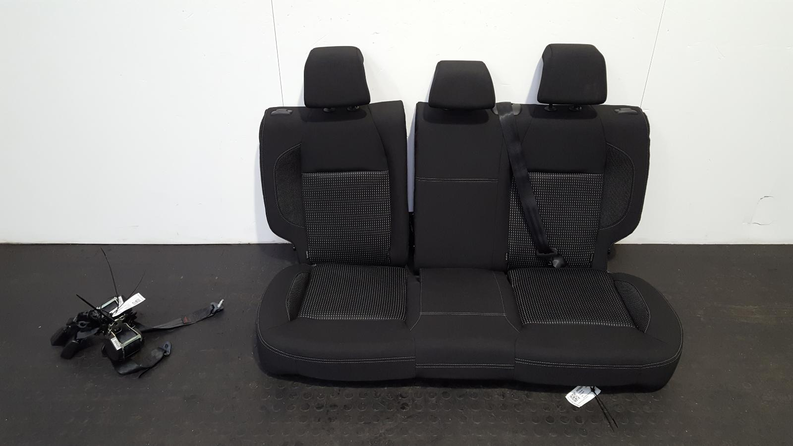 View Auto part 2nd Seat (Rear Seat) Peugeot 208 2019