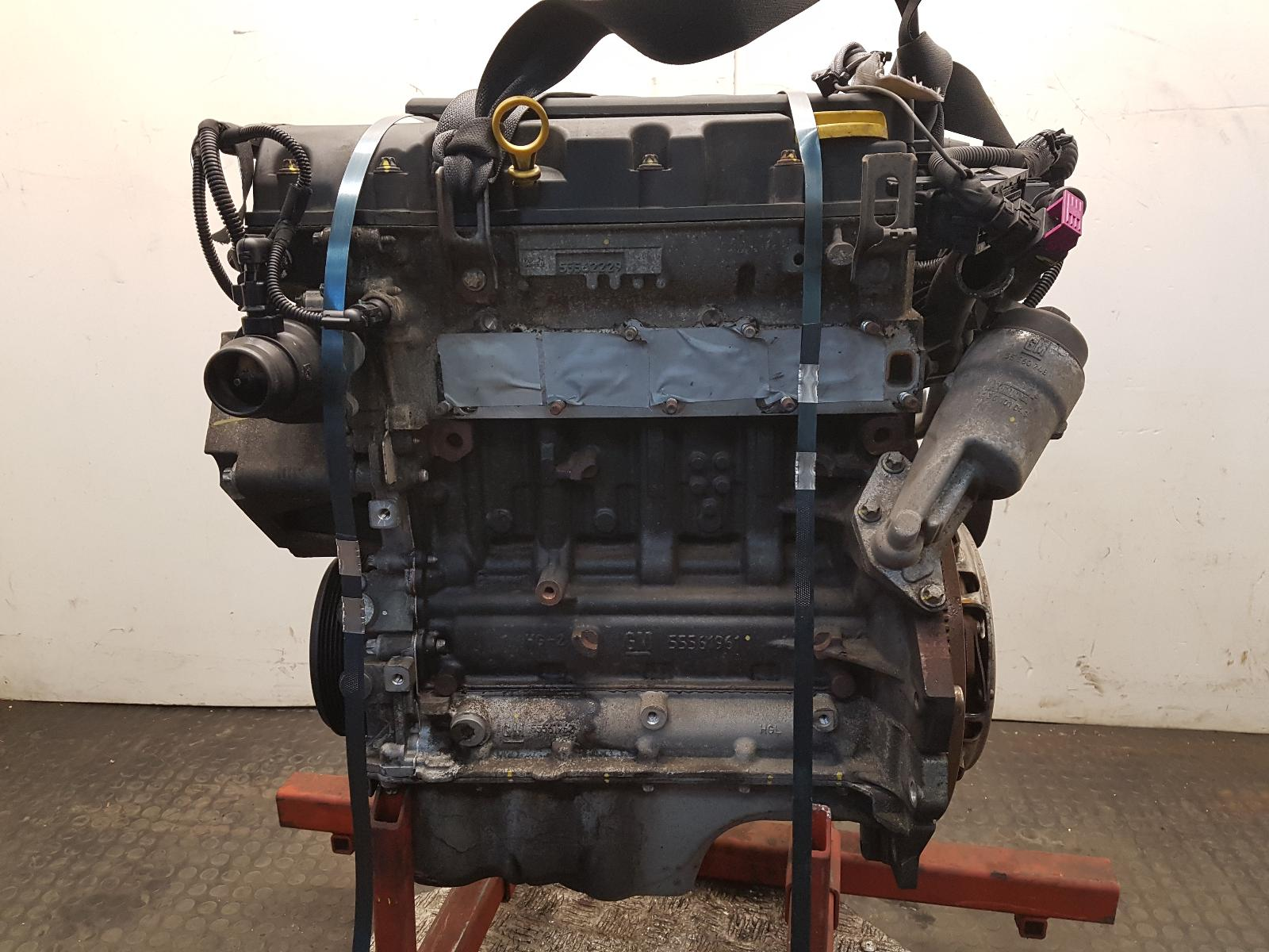 Image for a 2010 Vauxhall Corsa 1.2 Petrol  Engine