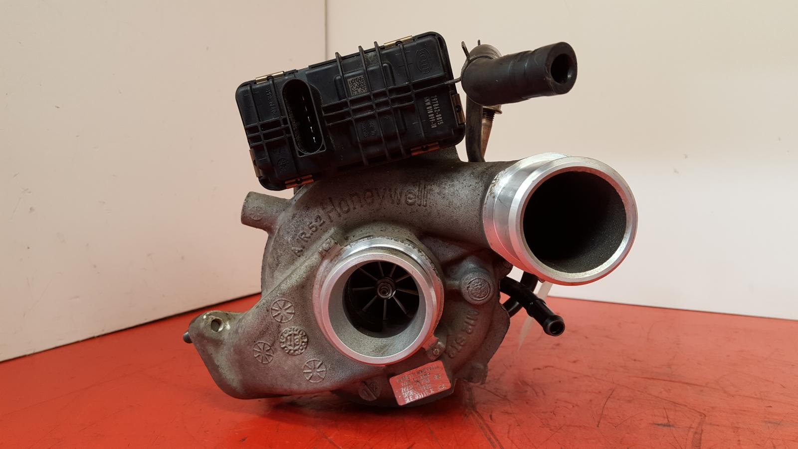 View Auto part Turbocharger Hyundai Santa Fe 2014