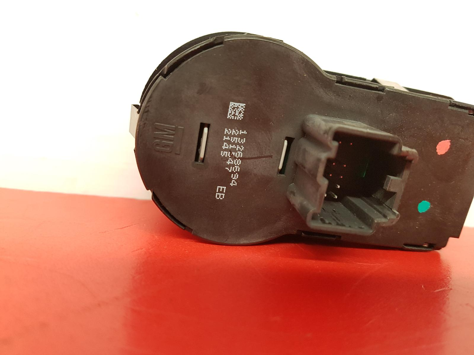 View Auto part Headlight Switch Vauxhall Insignia 2012