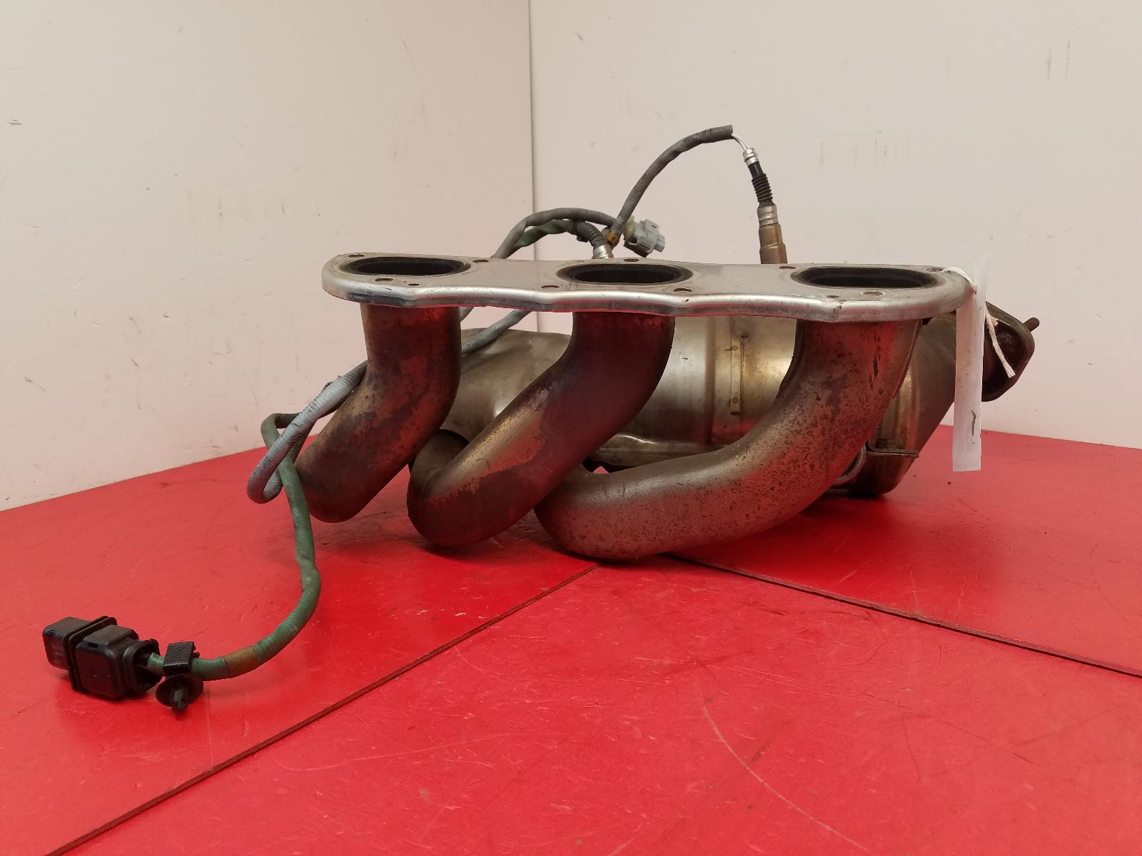 View Auto part Catalytic Converter Porsche Cayman 2014