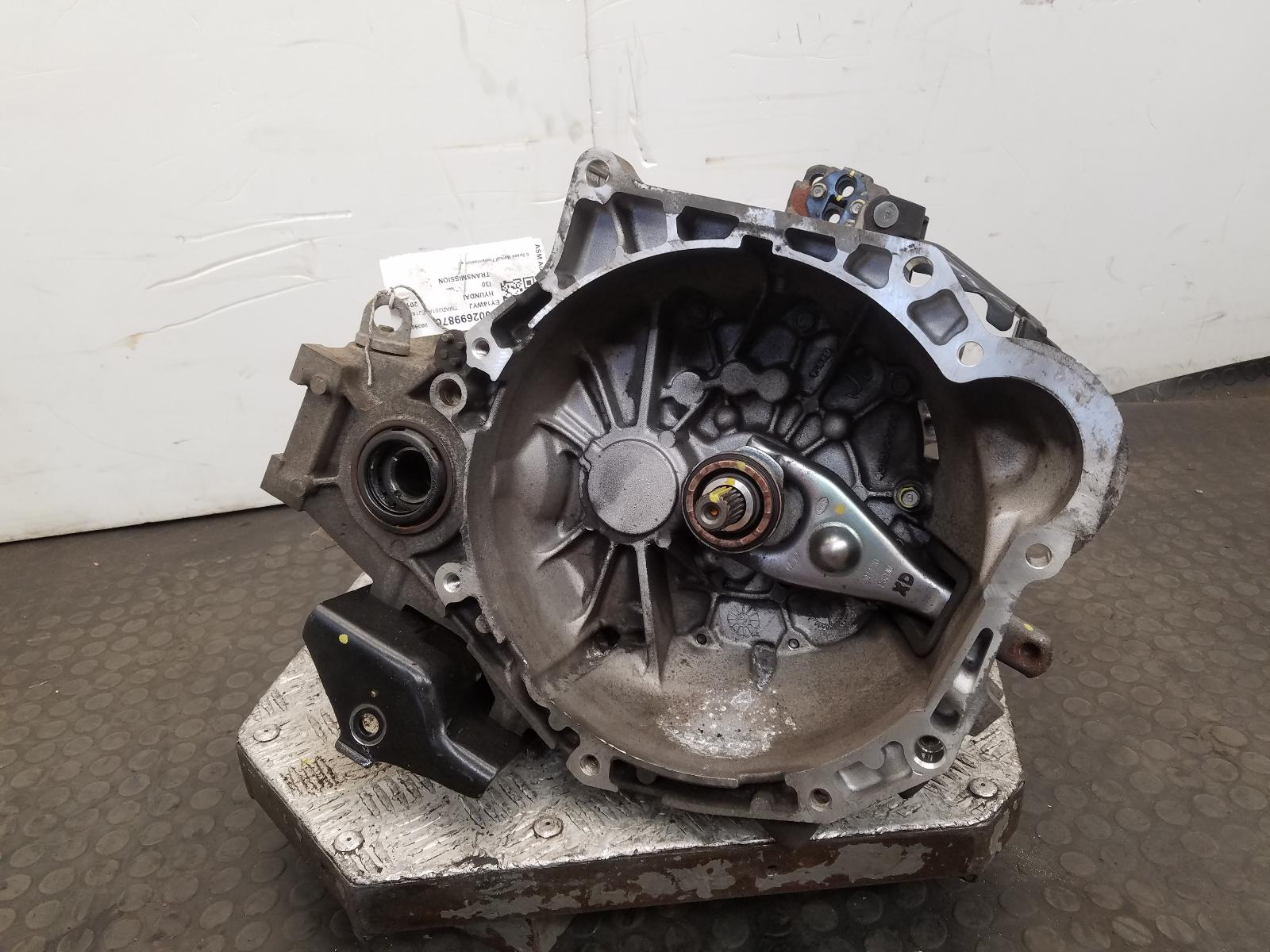View Auto part Gearbox Hyundai I30 2014