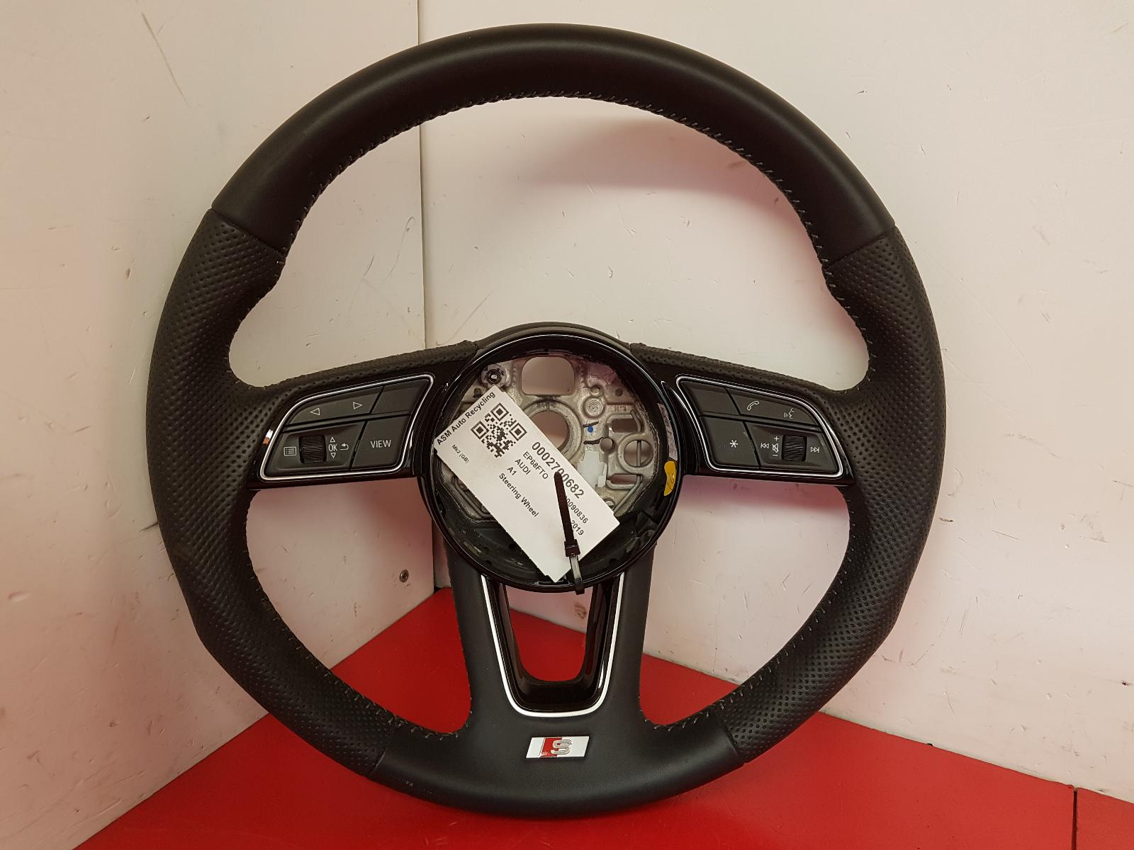 View Auto part Steering Wheel Audi A1 2019