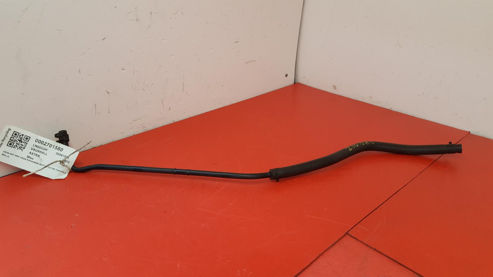 View Auto part Misc Vauxhall Astra 2012