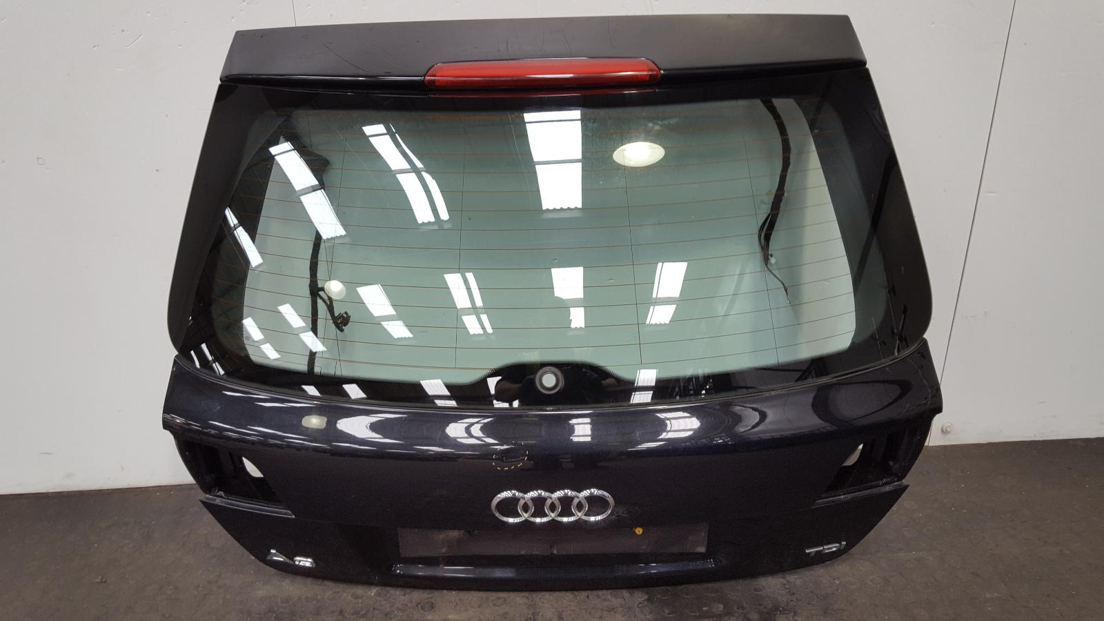 View Auto part Bootlid/Tailgate Audi A3 2012