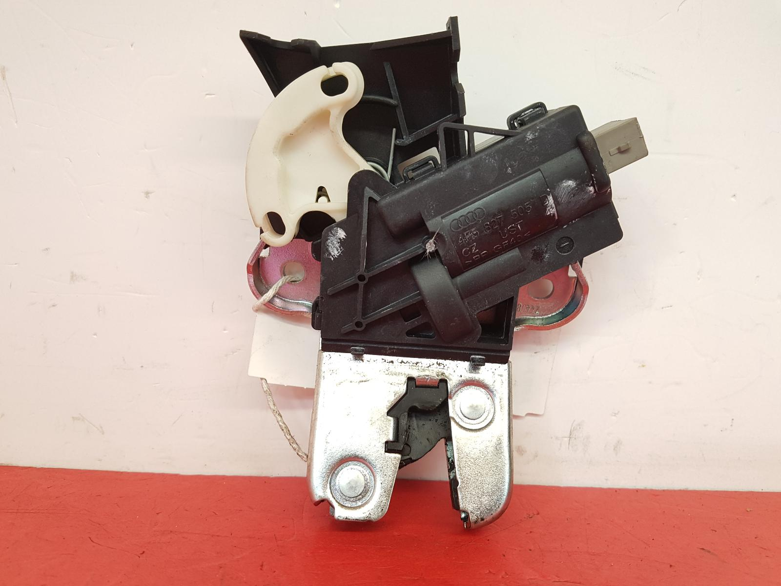 View Auto part Bootlid/Tailgate Lock Audi A6 2008