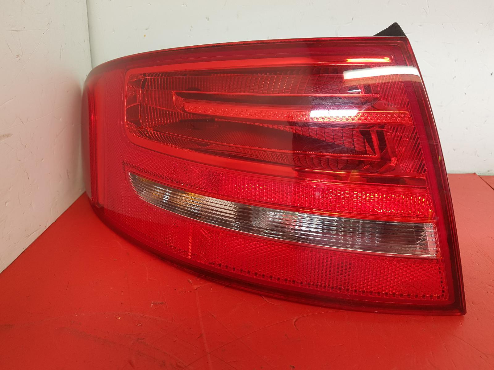 View Auto part L Taillight Audi A4 2014