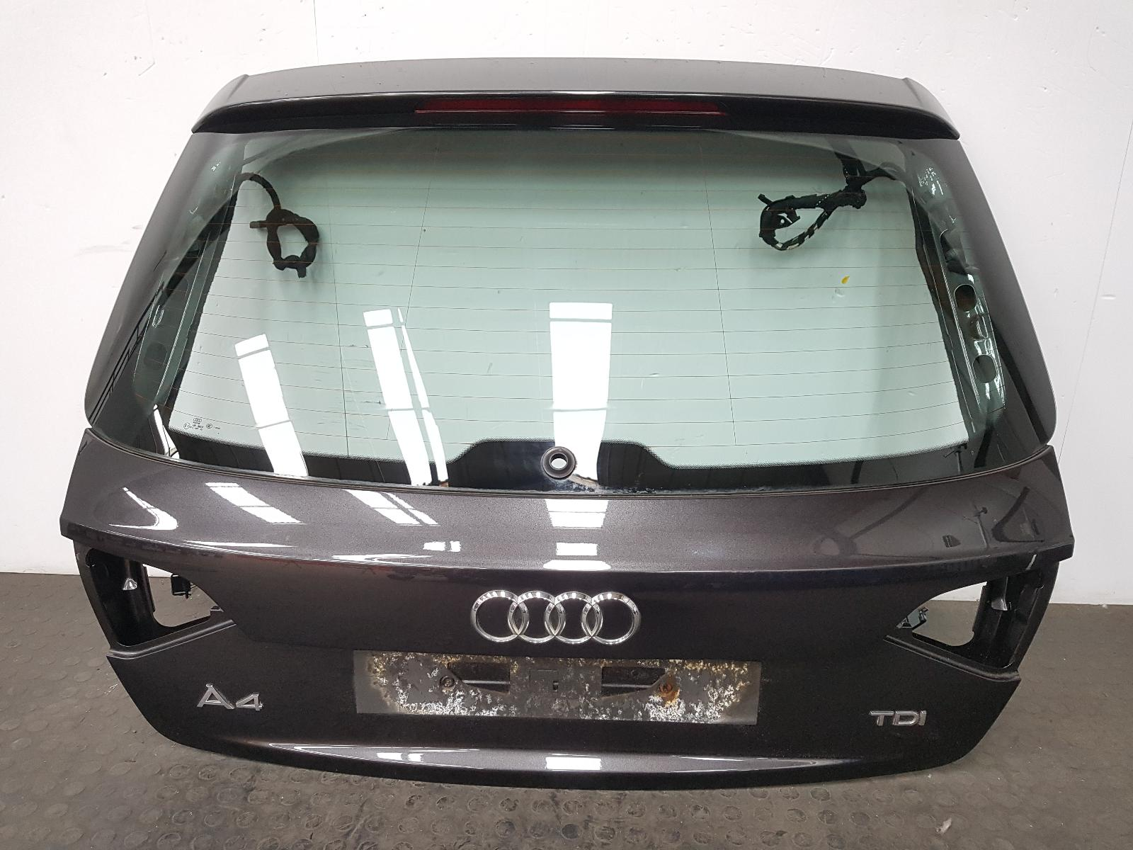 View Auto part Bootlid/Tailgate Audi A4 2014