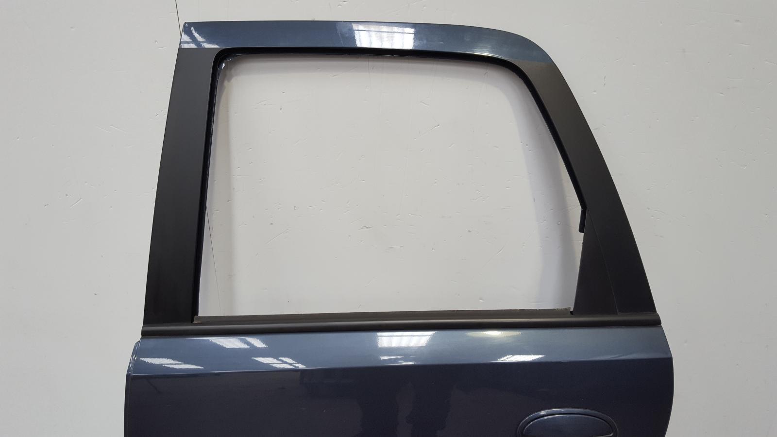 View Auto part L Rear Door Vauxhall Meriva 2010