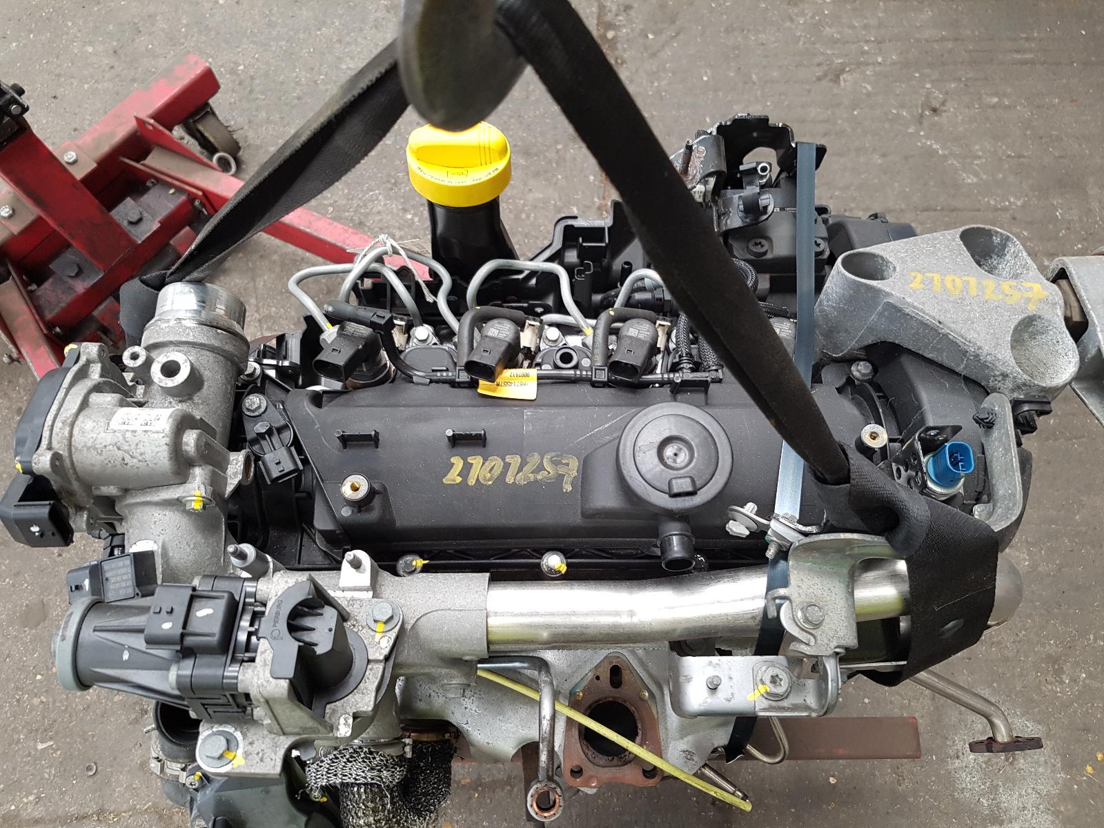 Image for a 2016 Nissan Nv200 1.5 Diesel  Engine