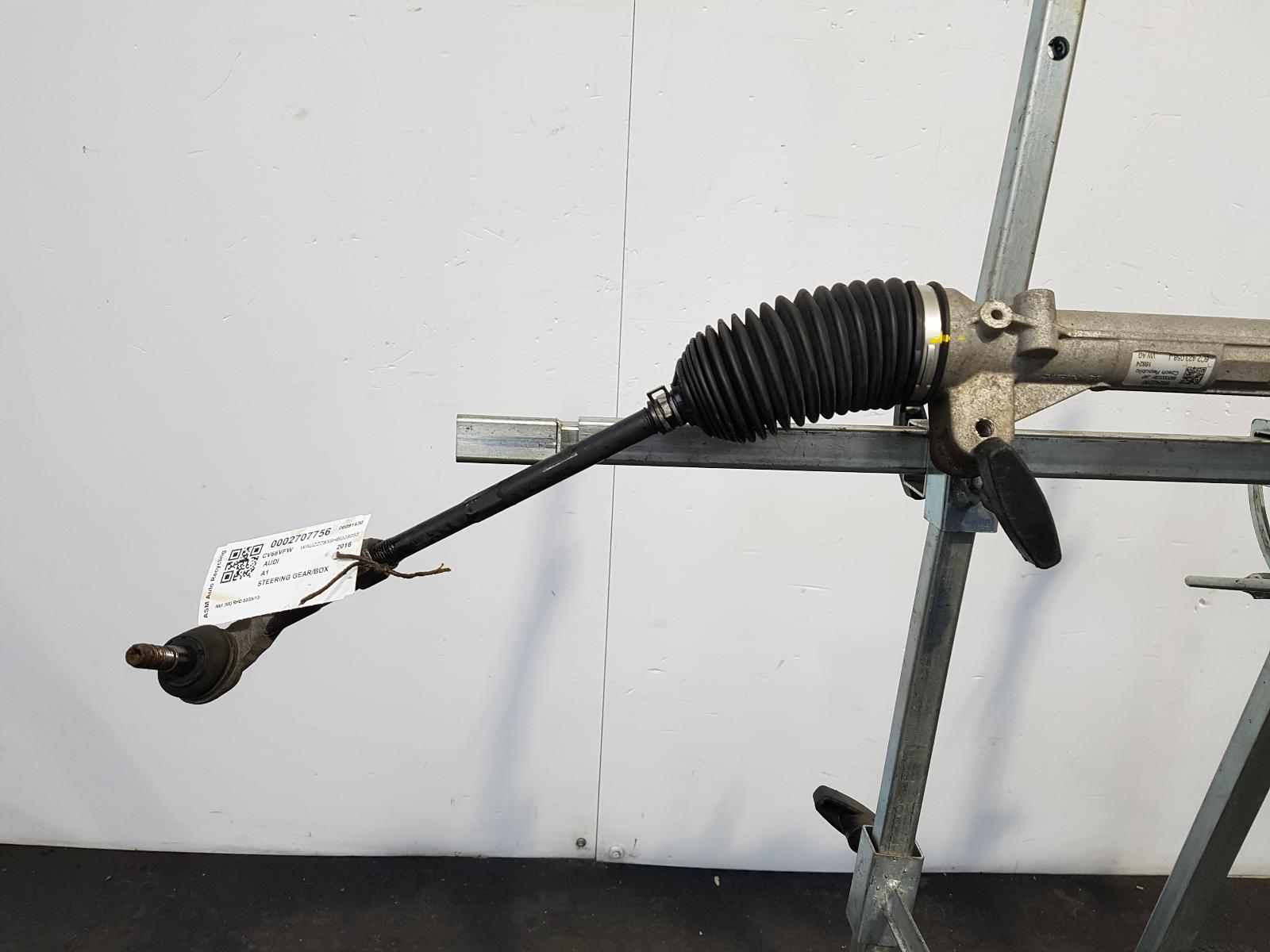View Auto part Steering Box/Rack Audi A1 2016