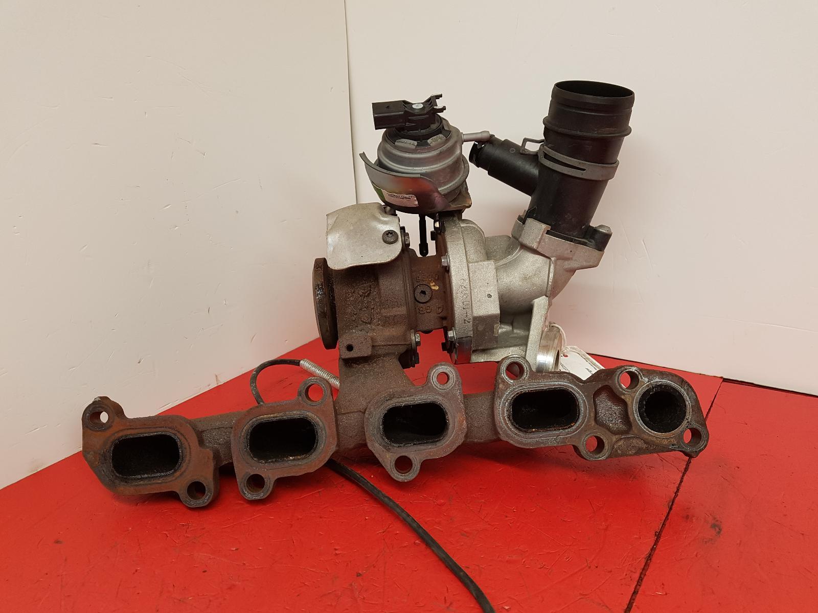 View Auto part Turbocharger Audi A1 2016
