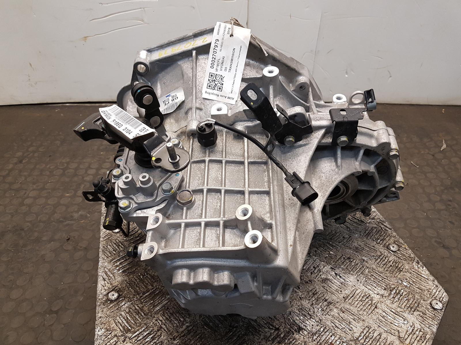 View Auto part Gearbox Hyundai I20 2018