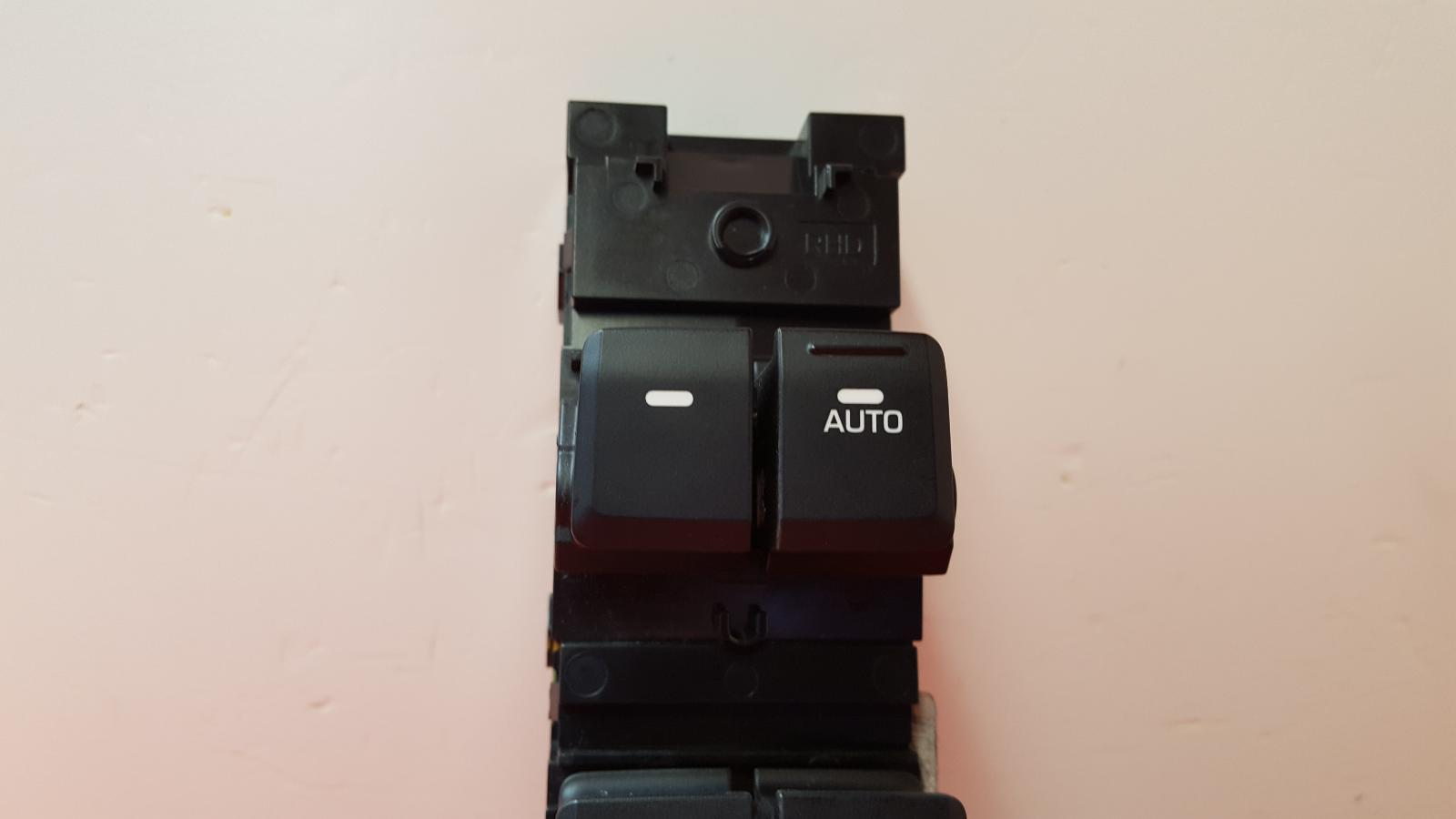 View Auto part Elect. Window Switch Hyundai I20 2018