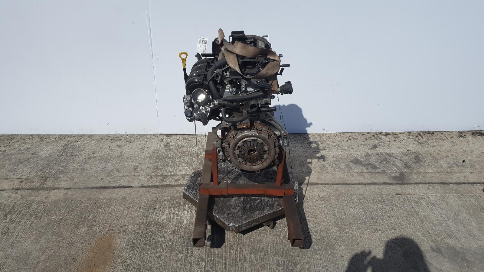 View Auto part Engine Hyundai I20 2018