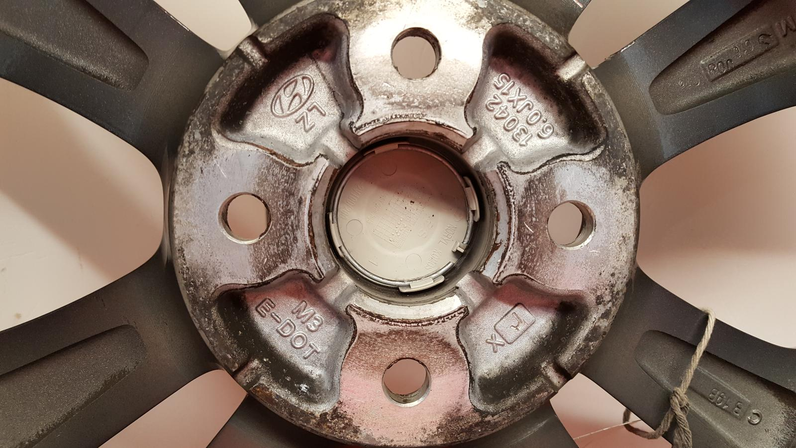 View Auto part Wheel Hyundai I20 2018