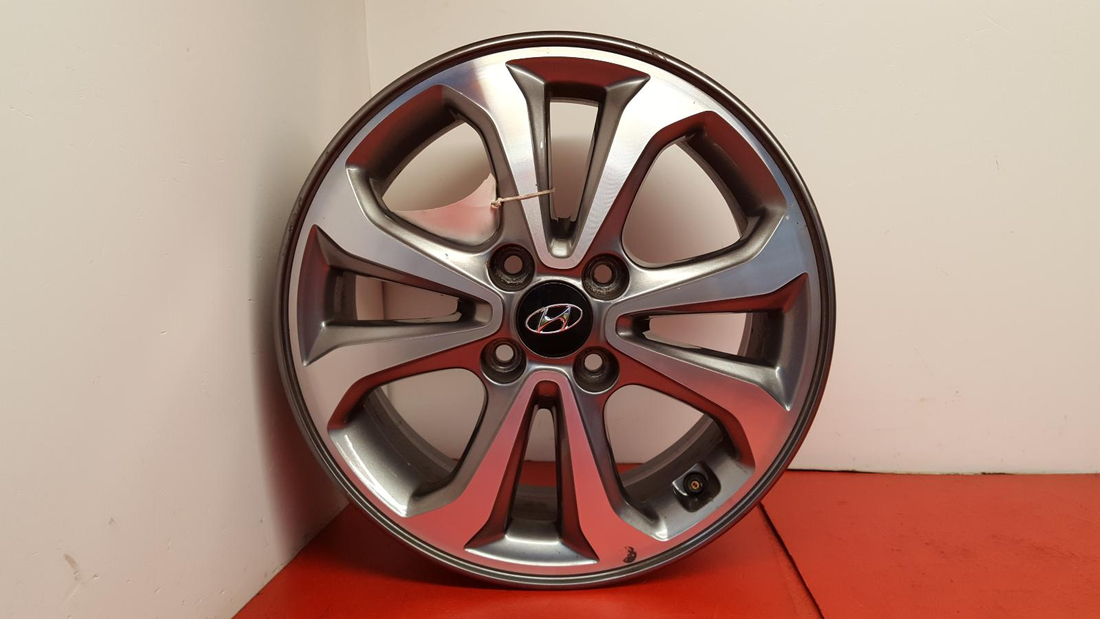 View Auto part Wheel Hyundai I20 2018