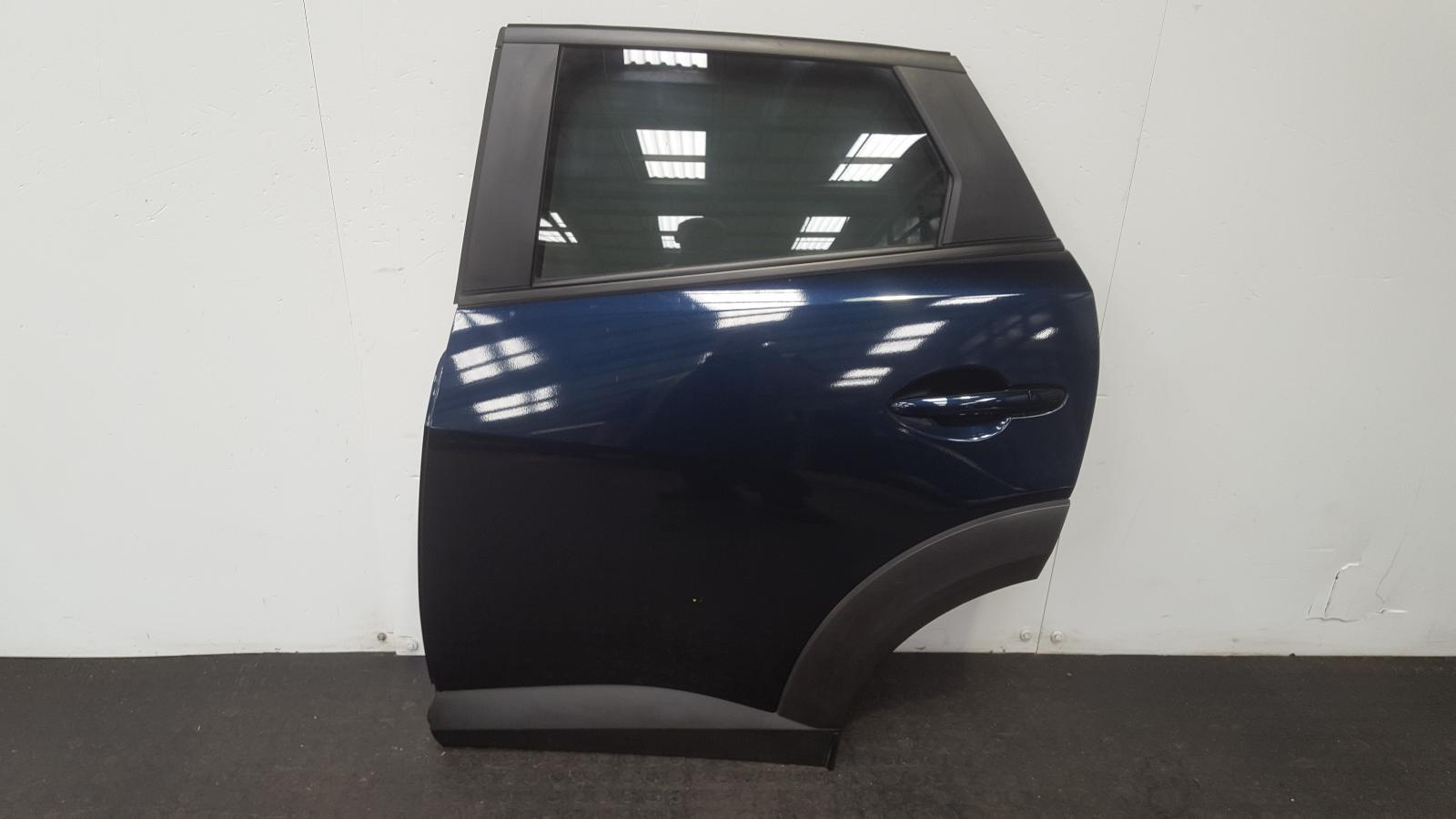 View Auto part L Rear Door Mazda Cx-3 2016