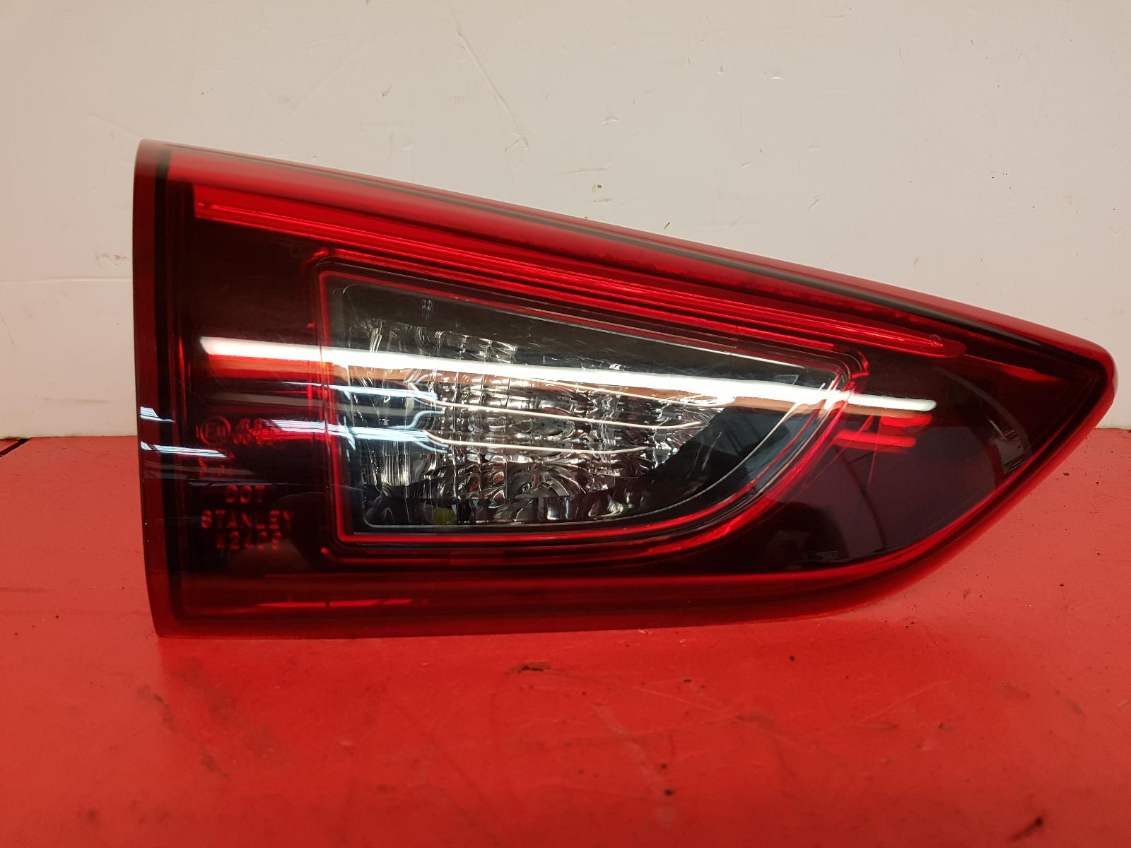 View Auto part L Taillight Mazda Cx-3 2016