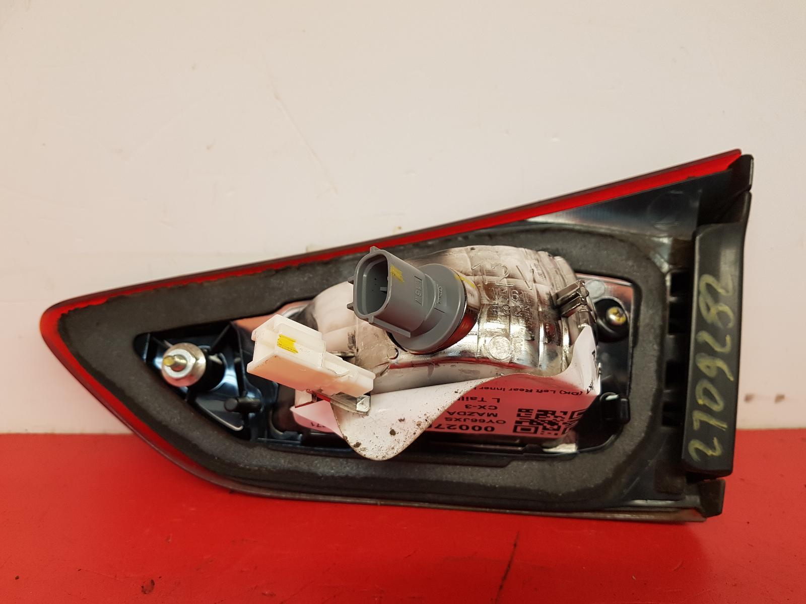 View Auto part L Taillight Mazda Cx-3 2016
