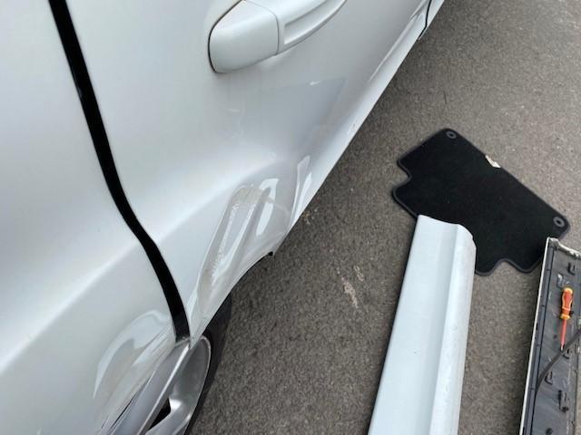 View Auto part R Rear Door Audi Q7 2012