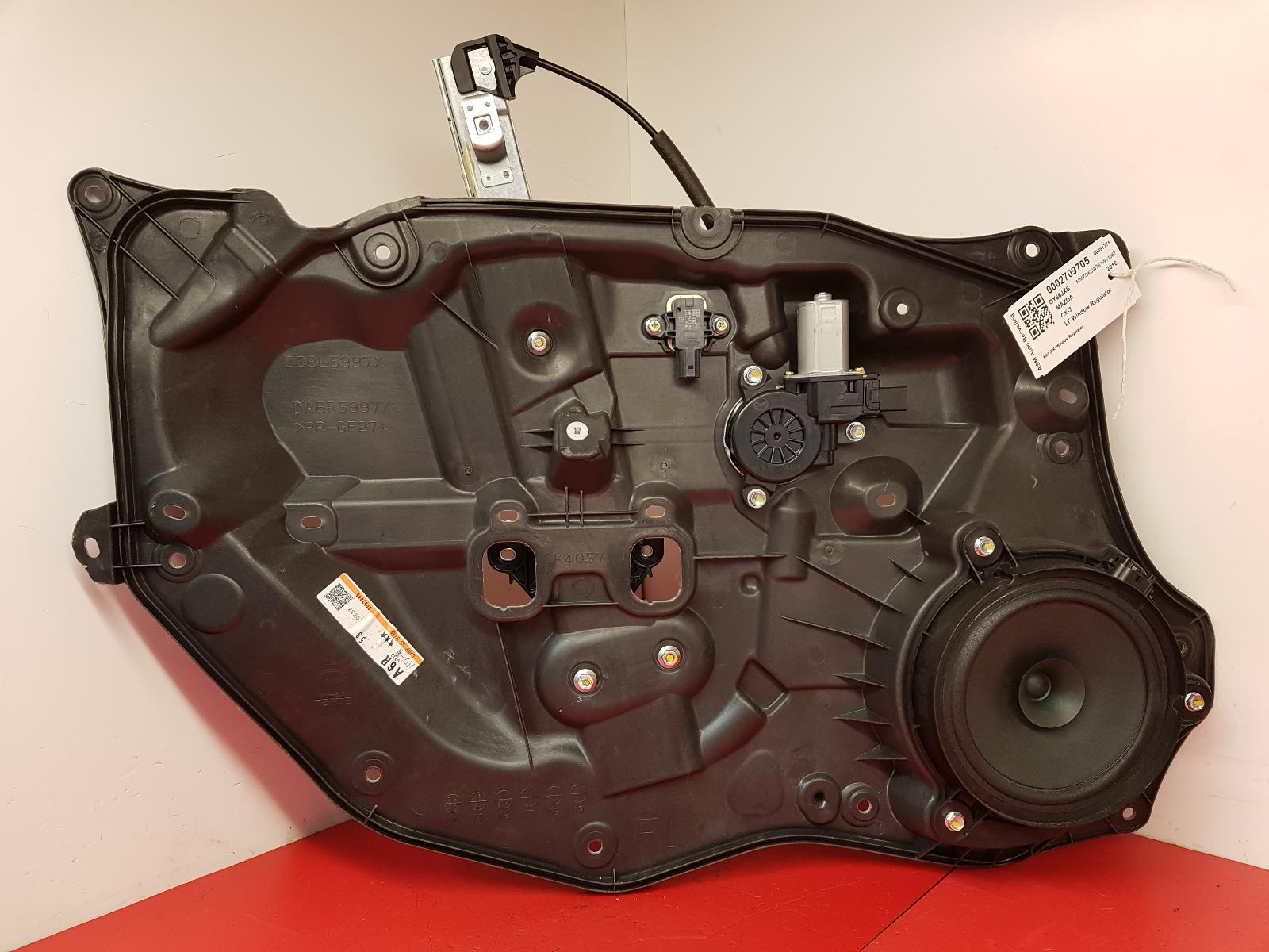 View Auto part LF Window Regulator Mazda Cx-3 2016