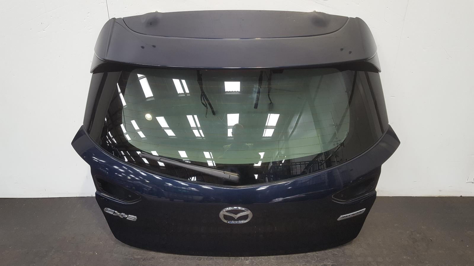 View Auto part Bootlid/Tailgate Mazda Cx-3 2016