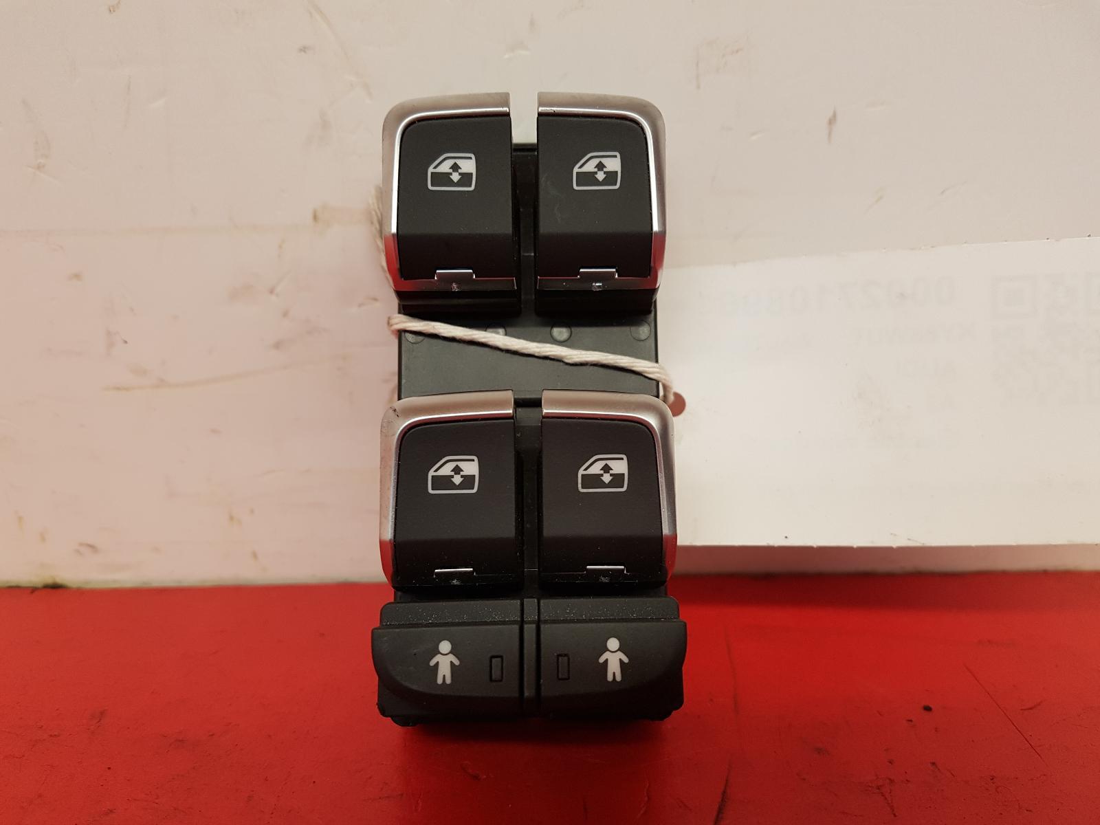 View Auto part Elect. Window Switch Audi A3 2018